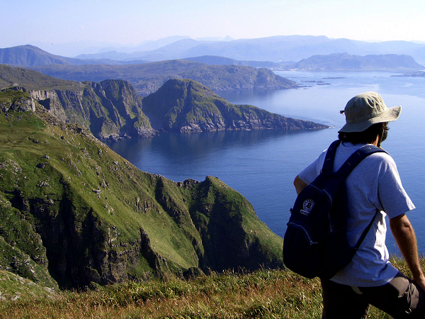 Primii pasi in Norvegia