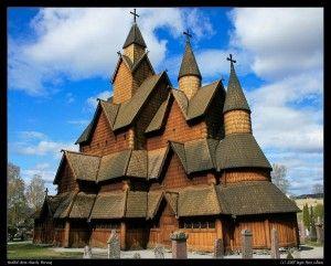 Biserica Heddal