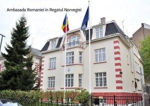 ambasada romaniei oslo