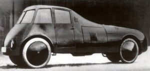 World's first aerodynamic car Aurel Persu donated the car to the Technical Museum in Bucharest.