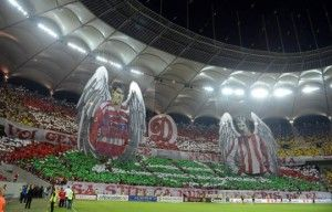 Coregrafie de excepție pe stadionul Dinamo