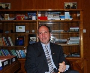 "Daniel Ionita admits he also worries about the prejudice that the beggars may be creating against Romanians in general. He recently organized an event at the embassy to highlight ""Successful Romanians in Norway,"" to show that many are well-integrated and highly educated and making a positive contribution to Norwegian society. PHOTO: newsinenglish.no"