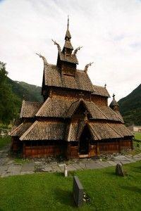 Biserica Borgund