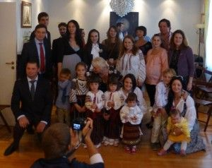 ziua limbii romane oslo 2013 grup