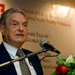 "George Soros speaks about ""Empowering European Roma"""