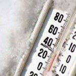 In Nordul Norvegiei ca-n Siberia: minus 42 de grade Celsius