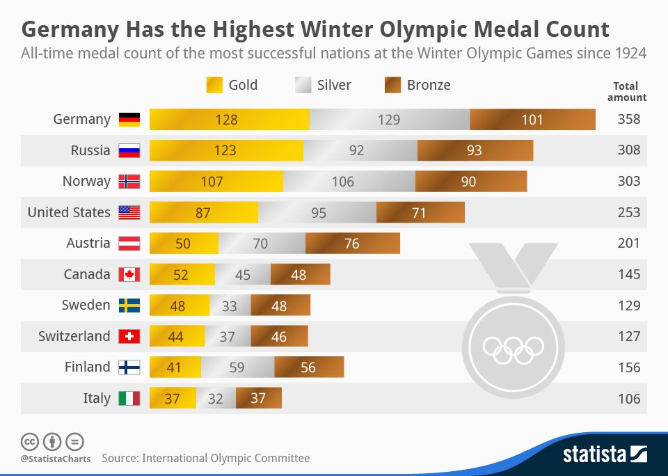The_Winter_Olympic_Medal_Count