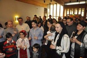 Slujbă ortodoxă în Stavanger