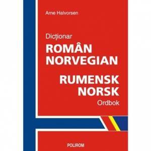 dictionar-roman-norvegian-rumensk-norsk-ordbok---arne-halvorsen