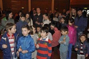 Slujbă ortodoxă în Haugesund
