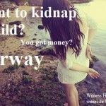 """Norvegian specializat in """"recuperarea"""" copiilor rapiti, acuzat de… trafic de persoane!"""