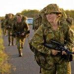 Surpriza? In armata unde femeile si barbatii stau in dormitoare comune, se inmultesc cazurile de hartuire sexuala