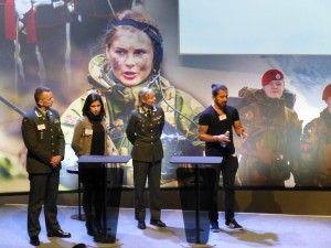 Army Summit Oslo 2014 Foto: Esenia C. Steckmest