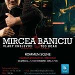 Mircea Baniciu - afis - Jurnal de Nord