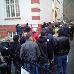 alegeri oslo 16 noiembrie dimineata