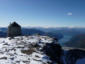 Skålatårnet. Foto: Lyngve Skrede