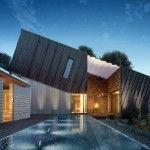 In Norvegia a fost construita casa care produce de trei ori mai multa energie decat consuma