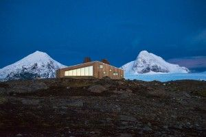 Cabana Rabot. Foto: Svein Arne Brygfjeld