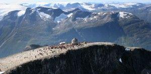Skålatårnet. Foto: Rune Hagen