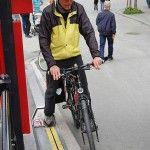 """VIDEO: Norvegia are primul """"teleschi"""" pentru biciclete din lume"""