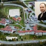 Pușcăriașii de la Telemark cer ca Anders Breivik să fie scos de la izolare