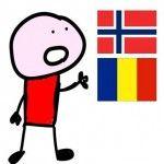 Norvegiana lui Andrei – curs de limba norvegiana pe Youtube, pentru începatori