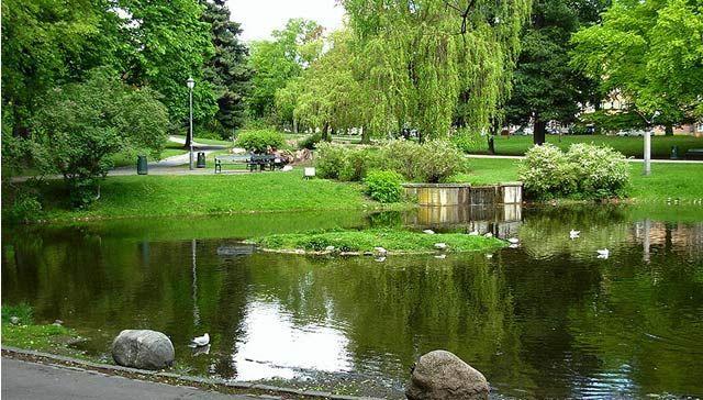 Parcul St. Hanshaugen
