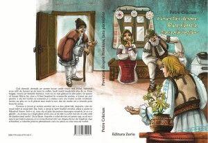 """Toți participanții la concurs vor primi câte un exemplar din volumul """"Povestiri despre România, țara părinților"""", de Petre Crăciun"""