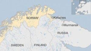 granita norvegiano-rusa
