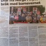 """The Romanians and Barnevernet"" – an interview for a Norwegian newspaper"