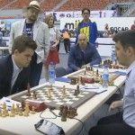 România a învins Norvegia la Olimpiada de Şah de la Baku