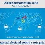 Românii din Norvegia se pot înscrie prin e-mail în Registrul electoral pentru a vota pe 11 decembrie