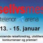 """Târgul de turism Reiselivsmessen Oslo 2017. Bilete gratuite oferite de agenția """"Visit Romania"""""""