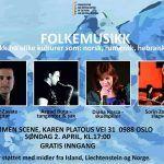 Valori culturale românesti promovate la Oslo: spectacolul I3 (Interethnic, Intercultural, Inter-arts)