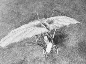 Traian Vuia's Airplane