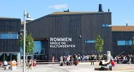 Rommen Scene - sala unde va avea loc spectacolul