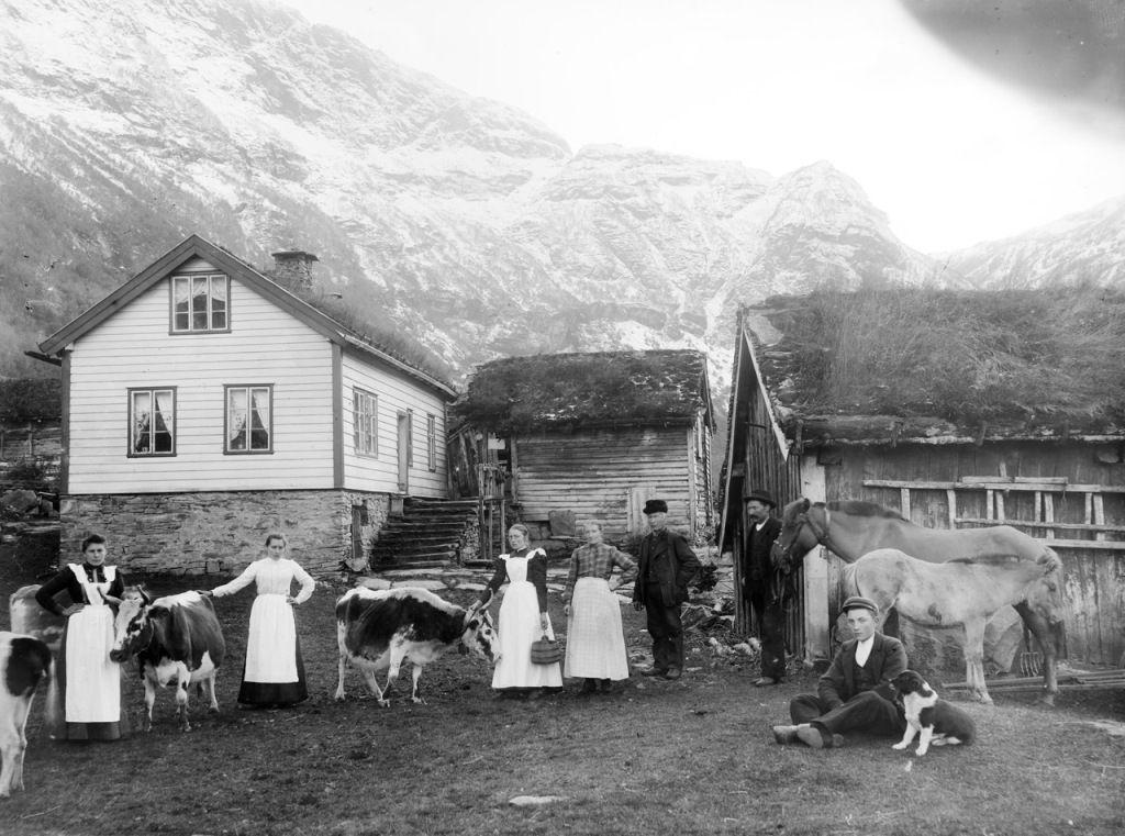 Femei cu capre