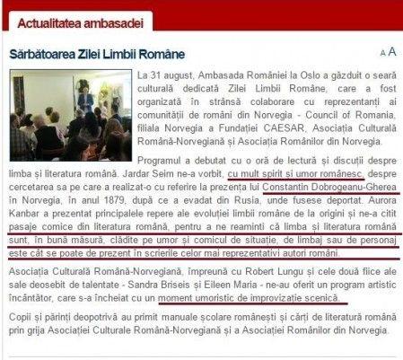 articol ziua limbii romane ambasada crop