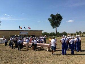 Deschiderea închisorii din Delta Dunării